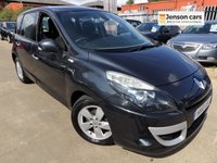 2010 RENAULT SCENIC 1.9 DYNAMIQUE TOMTOM DCI 5d 129 BHP £2990.00