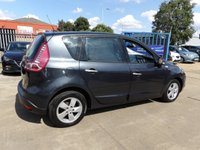 USED 2010 10 RENAULT SCENIC 1.9 DYNAMIQUE TOMTOM DCI 5d 129 BHP NEW MOT, SERVICE & WARRANTY