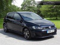 2016 VOLKSWAGEN GOLF 2.0 GTD 5d 181 BHP £15995.00