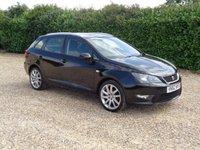 2012 SEAT IBIZA 1.2 TSI FR 5d 104 BHP £3599.00