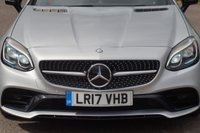 USED 2017 17 MERCEDES-BENZ SLC 2.0 SLC 200 AMG LINE 2d AUTO 181 BHP Huge Spec, MANUFACTURES WARRANTY