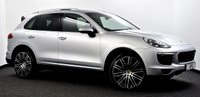 USED 2014 64 PORSCHE CAYENNE 3.0 TD Tiptronic 4WD (s/s) 5dr  Pan Roof, Air Sus, £17k Extras