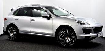 2014 PORSCHE CAYENNE 3.0 TD Tiptronic 4WD (s/s) 5dr  £31995.00