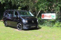 USED 2017 67 VOLKSWAGEN TRANSPORTER 2.0 T30/150 TSI KOMBI HIGHLINE Heated Seats, Satellite Navigation