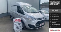 USED 2014 14 FORD TRANSIT CUSTOM 2.2 310 TREND 125BHP 1 OWNER FULL SERVICE HISTORY AIR CON & CRUISE