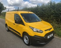 2015 FORD TRANSIT CONNECT 240 P/V £5995.00