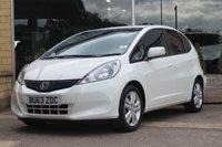 2013 HONDA JAZZ 1.3 I-VTEC ES PLUS 5d AUTO 99 BHP £6434.00
