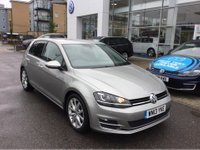 2013 VOLKSWAGEN GOLF 2.0 GT TDI BLUEMOTION TECHNOLOGY 5 DOOR 148 BHP IN GREY SAT NAV BLUETOOTH FULL SERVICE HISTORY  IMMACULATE CONDITION £8799.00