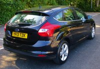 USED 2013 13 FORD FOCUS 1.6 ZETEC 5d 104 BHP
