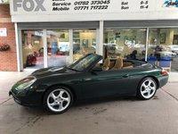 1999 PORSCHE 911 3.4 CARRERA CABRIOLET 2d 300 BHP £11475.00