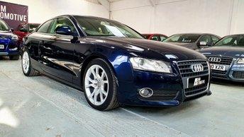 2009 AUDI A5 2.0 TDI QUATTRO DPF SPORT 3d 168 BHP £6489.00