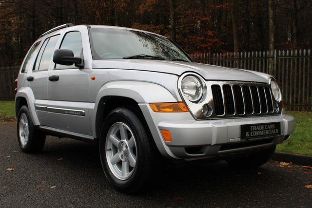 2007 57 JEEP CHEROKEE 2.8 LIMITED CRD 5d 161 BHP AUTO