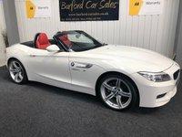 USED 2015 65 BMW Z4 2.0 Z4 SDRIVE18I M SPORT ROADSTER 2d 155 BHP