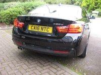 USED 2016 16 BMW 4 SERIES 2.0 420D M SPORT 2d AUTO 188 BHP