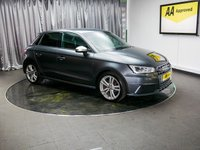 USED 2014 64 AUDI A1 2.0 S1 QUATTRO SPORTBACK 5d 228 BHP £0 DEPOSIT FINANCE AVAILABLE, AIR CONDITIONING, AUDI DRIVE SELECT, AUTOMATIC HEADLIGHTS, BLUETOOTH CONNECTIVITY, BOSE SURROUND SYSTEM, CLIMATE CONTROL, DAB RADIO, HEATED SEATS, START/STOP SYSTEM, STEERING WHEEL CONTROLS, TRIP COMPUTER, VOICE CONTROLS