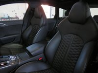 USED 2016 16 AUDI A6 4.0 RS6 AVANT TFSI V8 QUATTRO 5d AUTO 553 BHP PAN ROOF, MISANO RED & 553 BHP