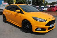 USED 2015 FORD FOCUS 2.0 ST-2 5d 247 BHP SUPER LOW MILES - EXCELLENT SERVICE HISTORY