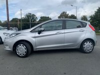 USED 2010 10 FORD FIESTA 1.2 EDGE 5d 59 BHP Full  Service History