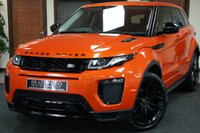 USED 2016 65 LAND ROVER RANGE ROVER EVOQUE 2.0 TD4 HSE DYNAMIC 5d AUTO 177 BHP
