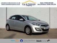 USED 2014 14 HYUNDAI I30 1.4 CLASSIC 5d 98 BHP Service History Bluetooth A/C Buy Now, Pay Later Finance!
