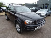 USED 2013 63 VOLVO XC90 2.4 D5 ES AWD 5d AUTO 200 BHP £1275 OF OPTIONAL EXTRAS FITTED 5 SERVICE STAMPS, 1 OWNER, LOW MILEAGE