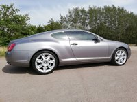 USED 2006 06 BENTLEY CONTINENTAL 6.0 GT 2d AUTO 550 BHP PRICED TO SELL
