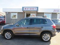 2013 VOLKSWAGEN TIGUAN 2.0 MATCH TDI BLUEMOTION TECH 4MOTION DSG 5d AUTO 139 BHP £SOLD