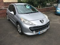 USED 2009 09 PEUGEOT 207 1.6 SPORT HDI 5d 90 BHP 12 MONTHS MOT-£30 ROAD TAX-DIESEL-5 DOOR-CD PLAYER-ALLOYS