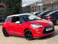 2012 CITROEN DS3 1.6 DSTYLE PLUS 3d 120 BHP £4444.00