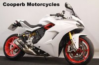 2018 DUCATI SUPERSPORT S ABS DTC DQS RIDER MODES £9999.00