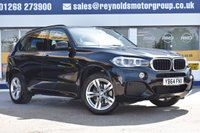 USED 2014 64 BMW X5 3.0 XDRIVE30D M SPORT 5d AUTO 255 BHP NO DEPOSIT FINANCE AVAILABLE