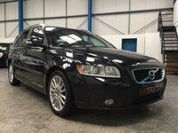 2011 VOLVO V50 2.0 D3 SE LUX EDITION 5d AUTO 148 BHP £SOLD