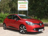 USED 2015 15 RENAULT CLIO 1.5 DYNAMIQUE S MEDIANAV ENERGY DCI S/S 5dr Sat Nav, 1 Owner, £0 Tax