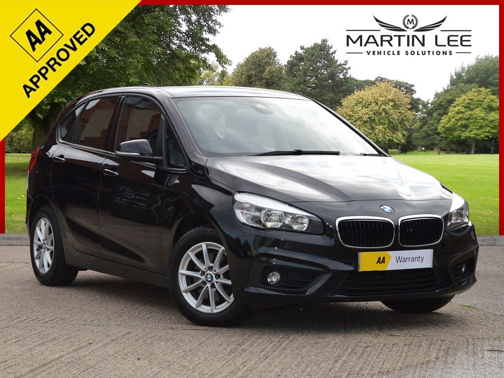 USED 2015 15 BMW 2 SERIES 1.5 218I SE ACTIVE TOURER 5d 134 BHP FINANCE ONLY SPECIAL OFFER PRICE £9379 CASH PRICE £9995