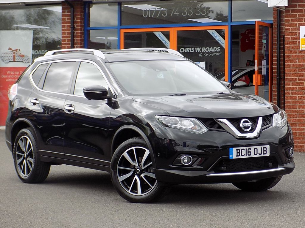 USED 2016 16 NISSAN X-TRAIL 1.6 dCi Tekna 5dr **Electric Sunroof + Sat Nav**