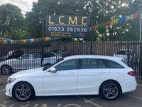 2018 MERCEDES-BENZ C CLASS 1.5 C 200 AMG LINE PREMIUM 5d AUTO 181 BHP £25000.00