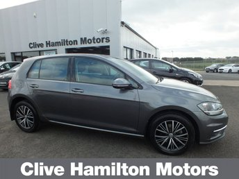 2018 VOLKSWAGEN GOLF 1.6 SE TDI BLUEMOTION TECHNOLOGY 5d 115 BHP £SOLD