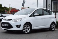 USED 2014 64 FORD C-MAX 1.6 ZETEC TDCI 5d 114 BHP STUNNING C-MAX ONLY OWNER FROM NEW & FSH. MUST BE SEEN!
