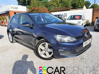 View our 2015 15 VOLKSWAGEN GOLF 1.6 MATCH TDI BLUEMOTION TECHNOLOGY 5d 109 BHP