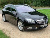 2009 VAUXHALL INSIGNIA 2.8 ELITE NAV 5d AUTO 260 BHP £6990.00