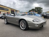 USED 2005 05 JAGUAR XKR-S 4.2 S XKR CONVERTIBLE 2d AUTO 400 BHP
