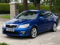 USED 2011 11 SKODA OCTAVIA 2.0 VRS TDI CR 5d 170 BHP