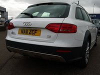 USED 2011 AUDI A4 ALLROAD 2.0 ALLROAD TDI QUATTRO 5d 168 BHP NO DEPOSIT AVAILABLE, DRIVE AWAY TODAY!!