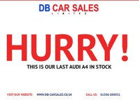 USED 2009 59 AUDI A4 1.8 TFSI S LINE 4d 158 BHP NO DEPOSIT AVAILABLE, DRIVE AWAY TODAY!!