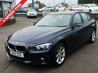 USED 2012 12 BMW 3 SERIES 2.0 316D ES 4d 114 BHP NO DEPOSIT AVAILABLE, DRIVE AWAY TODAY!!