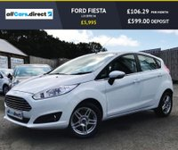 USED 2013 13 FORD FIESTA 1.25 ZETEC 5d