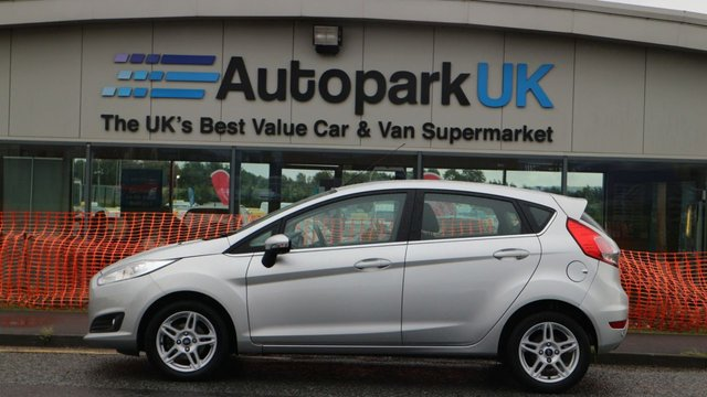 USED 2013 13 FORD FIESTA 1.5 ZETEC TDCI 5d 74 BHP LOW DEPOSIT OR NO DEPOSIT FINANCE AVAILABLE