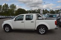 USED 2011 11 NISSAN NAVARA 2.5 dCi Acenta Double Cab Pickup 4dr (EU5) 2 OWNERS*FULL SERVICE HISTORY