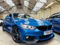 USED 2016 16 BMW 4 SERIES 2.0 420d M Sport Gran Coupe (s/s) 5dr PERFORMANCE KIT 19S HK ELEC ST