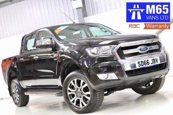 2016 FORD RANGER 2.2 TDCi XLT Double Cab Pickup 4x4 4dr £11450.00